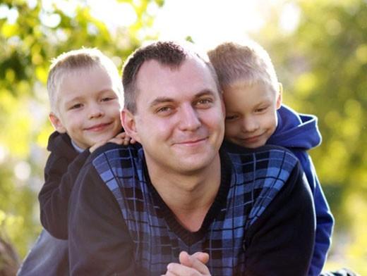 Социальное отцовство