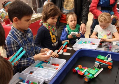Фестиваль творческих технологий для всей семьи