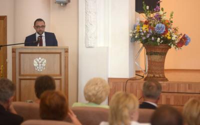 IV Ежегодный форум  «Ответственное отцовство: мужской взгляд» прошел в г. Курске