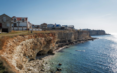 Крымские каникулы для отцов и детей